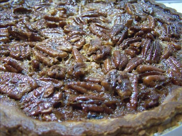 Grandma Weeks Pecan Pie