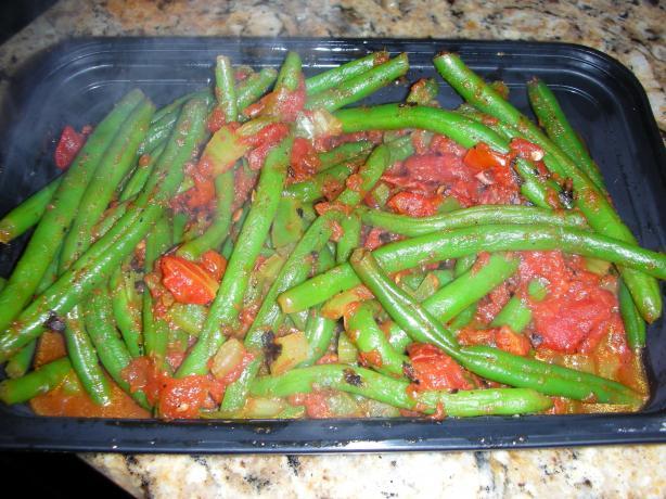Louisiana Green Beans