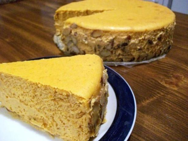Ultimate Pumpkin Cheesecake (By Bird)