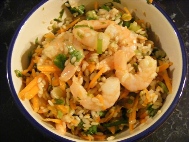 Thai-Flavoured Prawn Salad (21 Day Wonder Diet: Day 14)