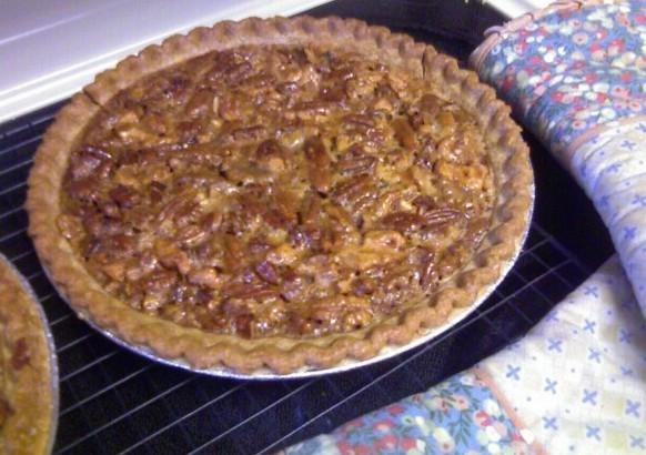 Wanda's World Famous Pecan Pie
