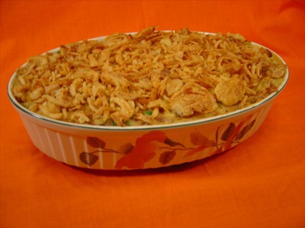 Bill's Fabulous Tuna Noodle Casserole