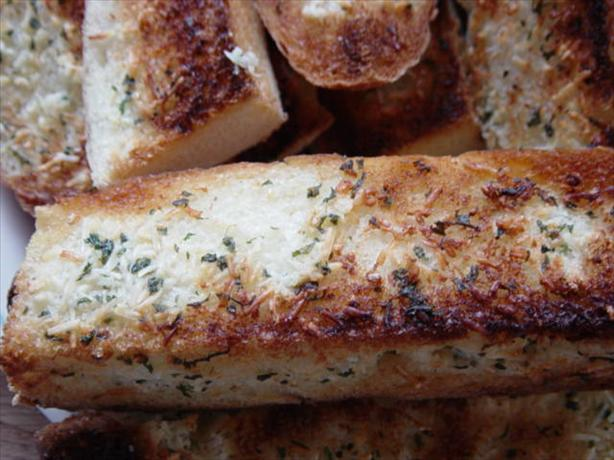 Really Easy and Good French Breadsticks