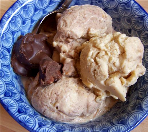 Ann 's Almond Chocolate Ice Cream Dairy Free