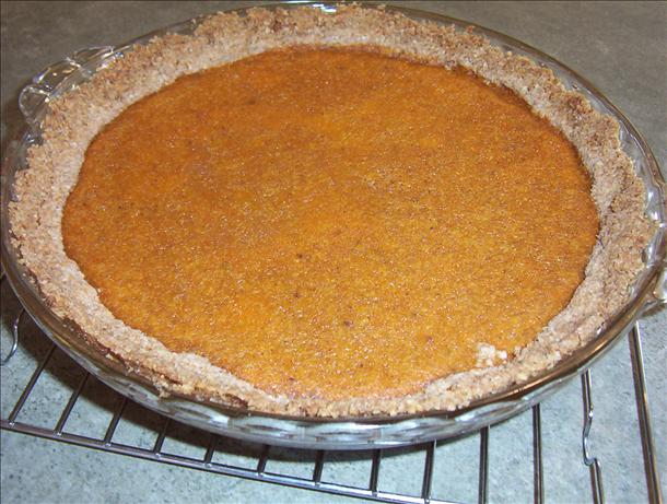 Gabbie's Sweet Potato Pie