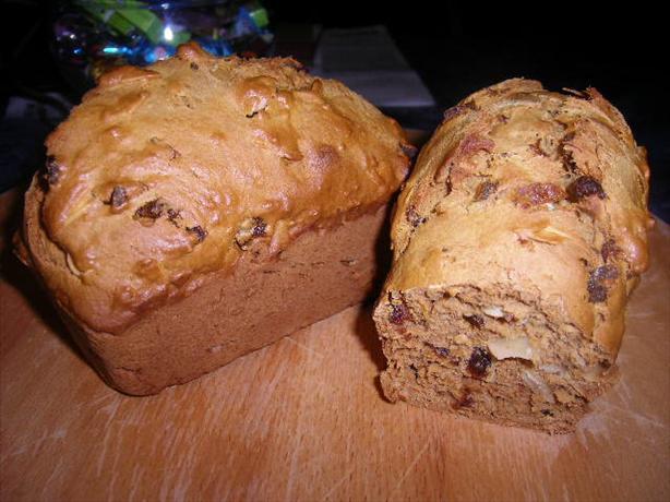 Kahlua & Date & Nut Bread