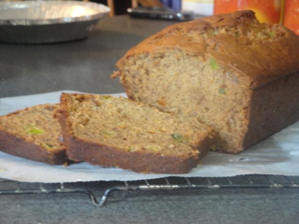 Lorilou's Quick N Easy Banana Bread