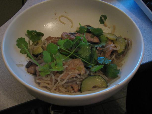 Ma Yi Shang Shu (Szechuan Pork With Cellophane Noodles)
