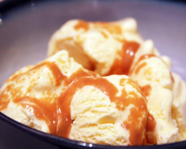 Peanut Butter Sauce for Ice Cream (Friendly's Copycat)