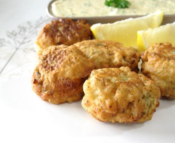 Provincetown Clam Fritters