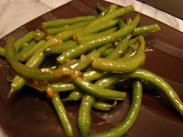 Stir Fried Green Beans - from Chinatownconnection.com