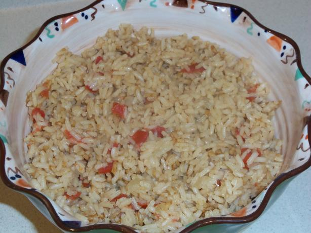 Most Excellent Mexican Rice