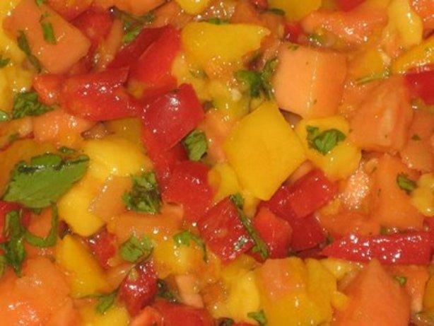 Mango Chili Salsa