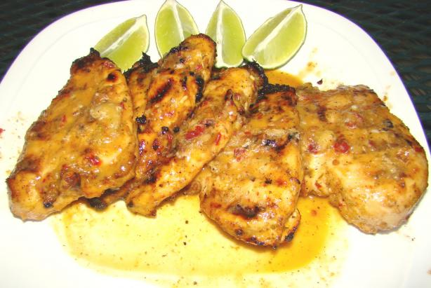 Tequila-Lime Chicken