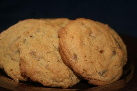 Simply Moist Chocolate Chip Cookies