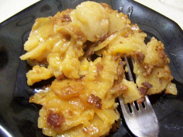 Au Gratin and Scalloped Potatoes