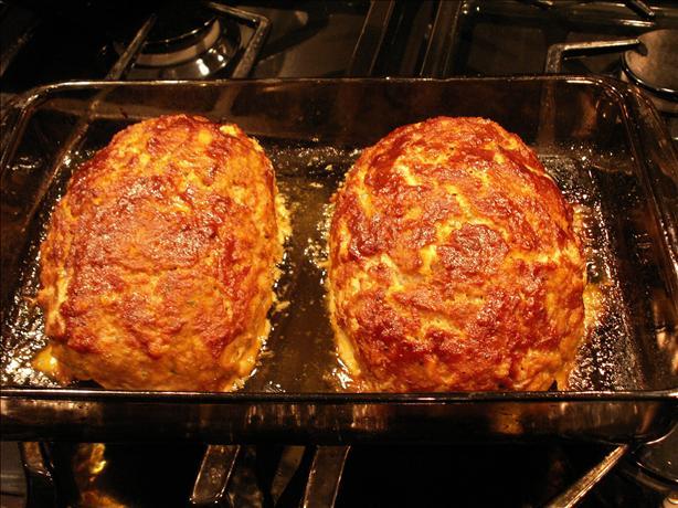 BBQ Turkey Meatloaf - 5 Ingredients