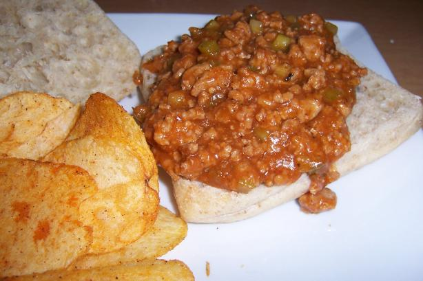 Mary's Sloppy Joes