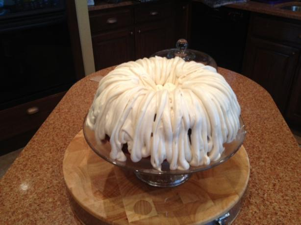 Perfect Red Velvet Bundt Cake