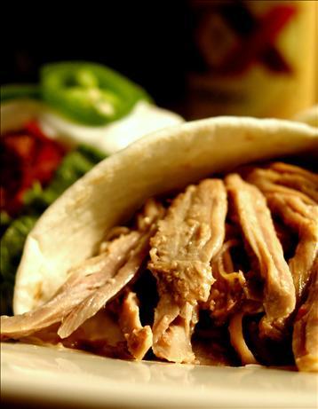 Pork Machaca (tender Pulled Mexican Pork)