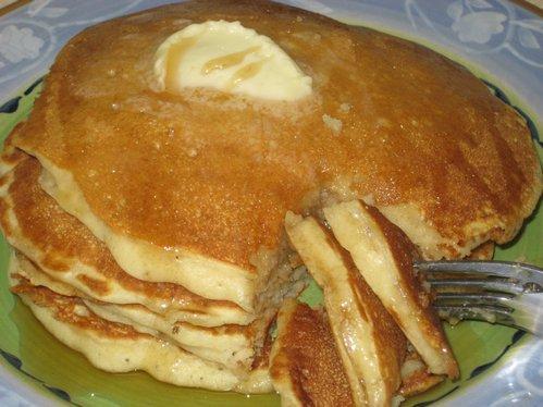 Fluffy Buttermilk Pancake Base Recipe