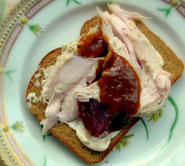 The Realtor's Day After Thanksgiving Turkey Sandwich