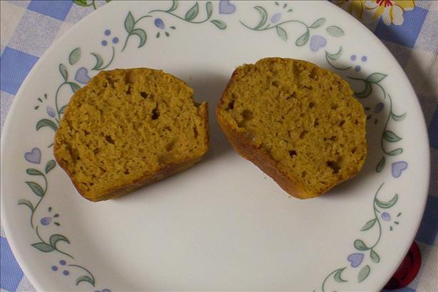 Autumn Sweet Potato (or Pumpkin) Muffins