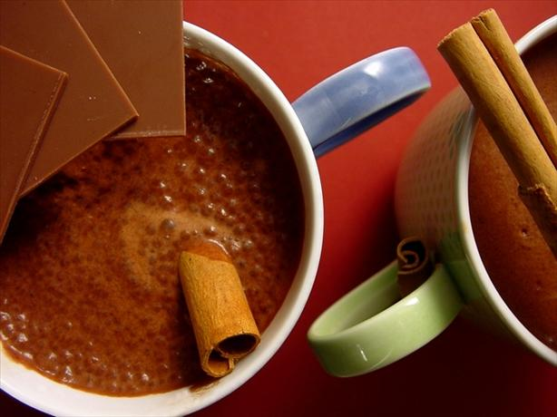 Barefoot Contessa's Hot Chocolate