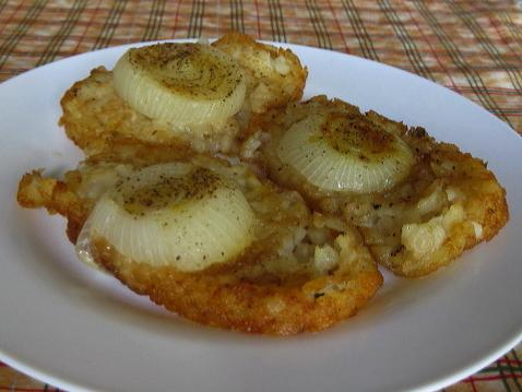 Hash Brown Potato Bundles