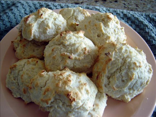 Lighter Buttermilk Biscuits