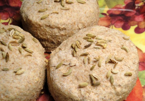 Fennel Seed Scones