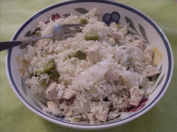 Solo Microwave Chicken and Rice
