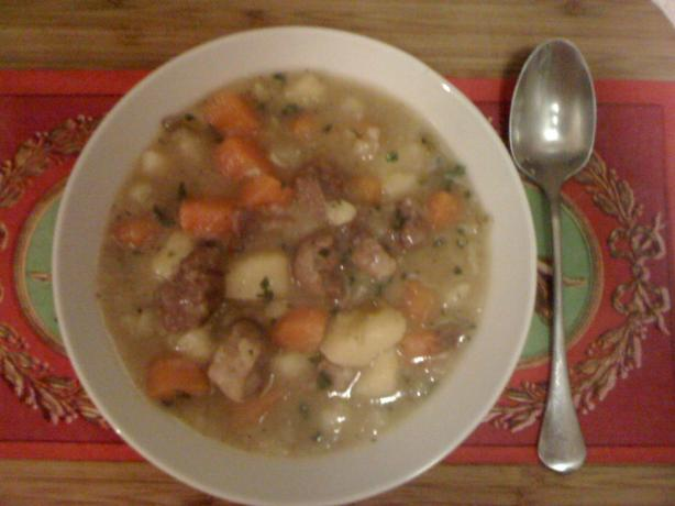 My Easy Irish Stew