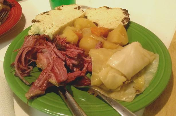 Corned Beef in Beer (Crock Pot)
