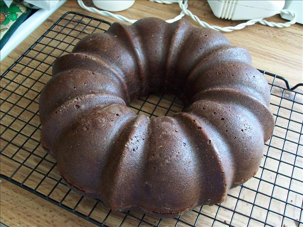 Moist Devil's Food Cake