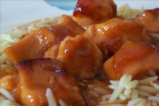 Chicken in Sweet Sauce