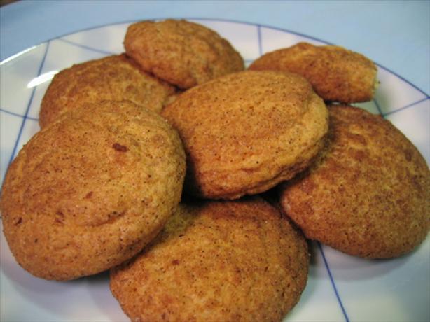 Cinnamon Crisps Cookies [snickerdoodles]