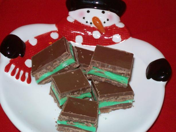 Creamy Chocolate Mint Melts