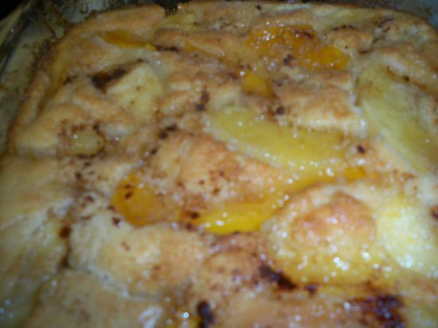 Yummy Apple Mango Cobbler