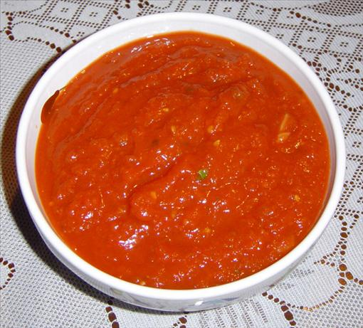 Tomato Sauce for Chicago Style Pizza