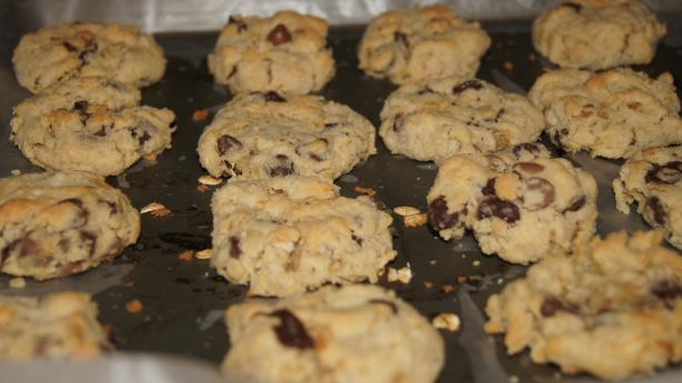 Semi-Sweet Chocolate Chip Cookies