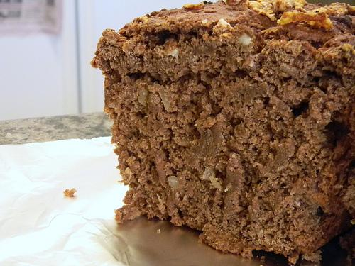 Apple Butter Almond Bread