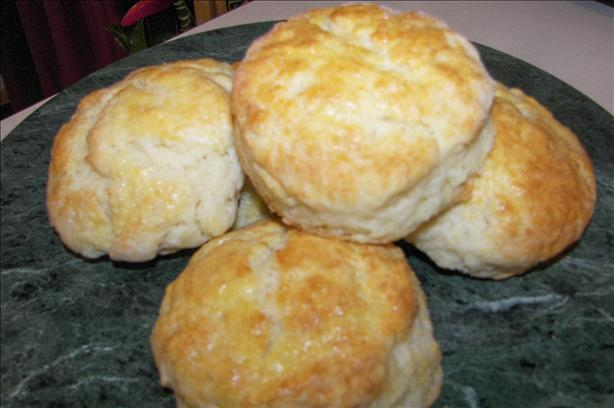 Mean Chef's Buttermilk Scones