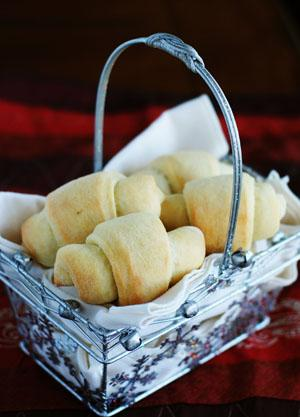 Old Fashioned Buttermilk Dinner Rolls