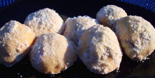 Butter Ball Cookies