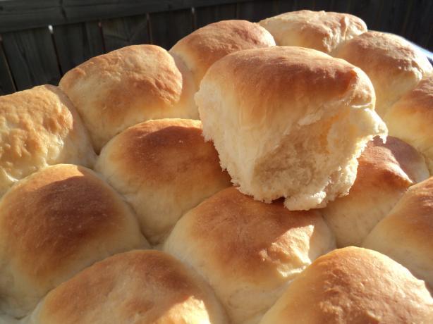 Goofy Bread Rolls