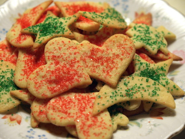 Old Fashioned Butter Cookies