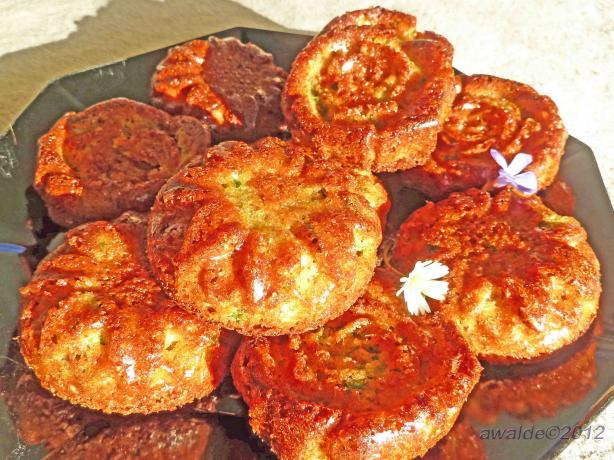 Wonderful Gluten Free Zucchini Muffins
