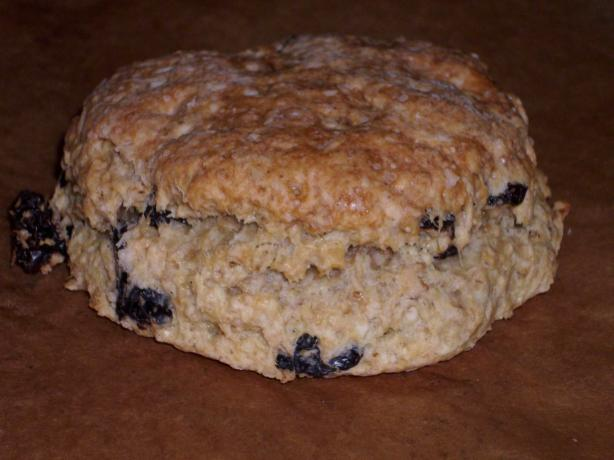 Whole Grain Cherry Cardamom Scones