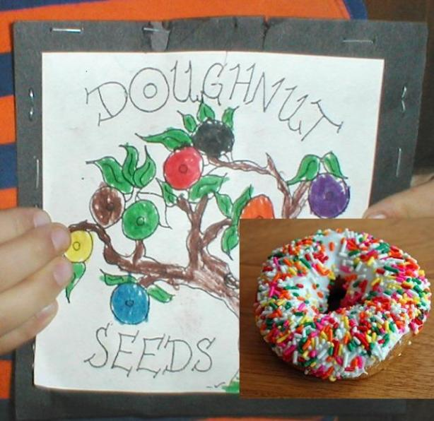 Grow Your Own Magic Doughnuts - Donuts
